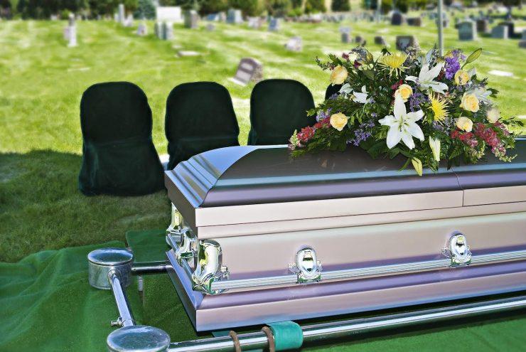 Цены на организацию похорон