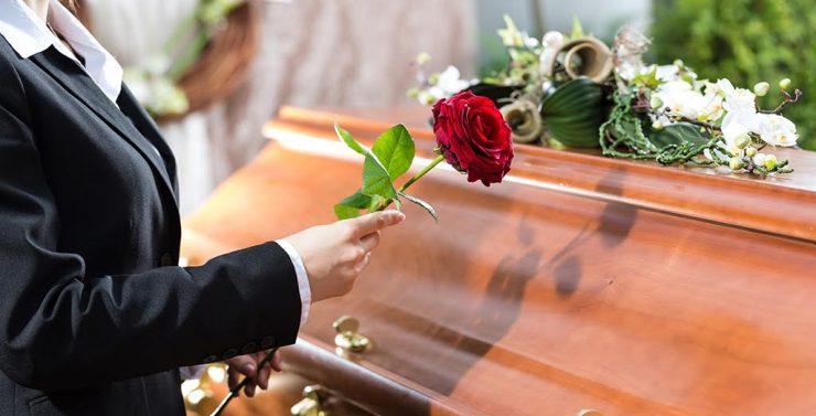 Оформление документов на похороны